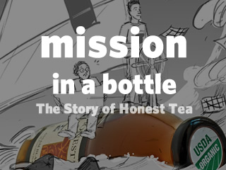 mission in a bottle the honest guide to doing business differently and succeeding